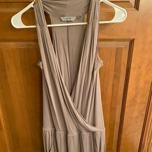 Taupe Athleta Sundress